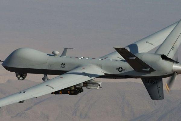 Le drone de l'US Air Force, le MQ-9 Reaper