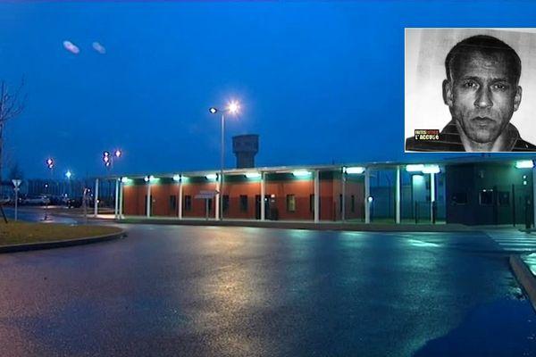 Franck Siegler, 49 ans, a reconnu le meurtre de Geoffrey Dubouver dans sa celle de la prison de Vendin-le-Vieil.