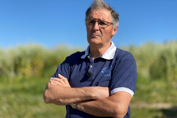 Jean-Bernard Le Larquier, vice-président de la fédération départementale de chasse, a porté plainte à la gendarmerie de Royan.