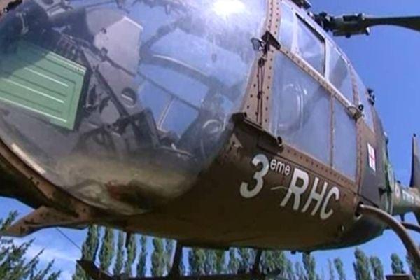 3ème Régiment d'Hélicoptères de Combat