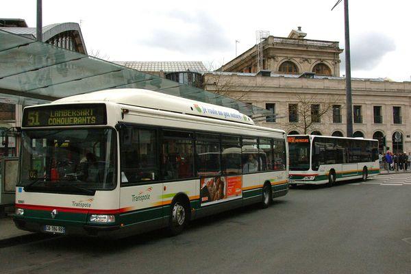 La circulation des bus sera perturbée ce jeudi dans la métropole lilloise.