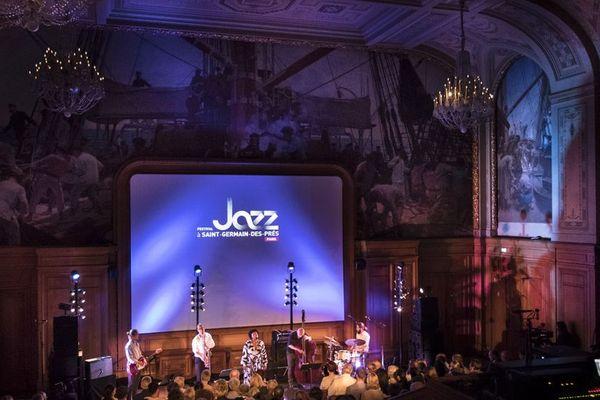 Festival Jazz à Saint-Germain des Prés en 2018