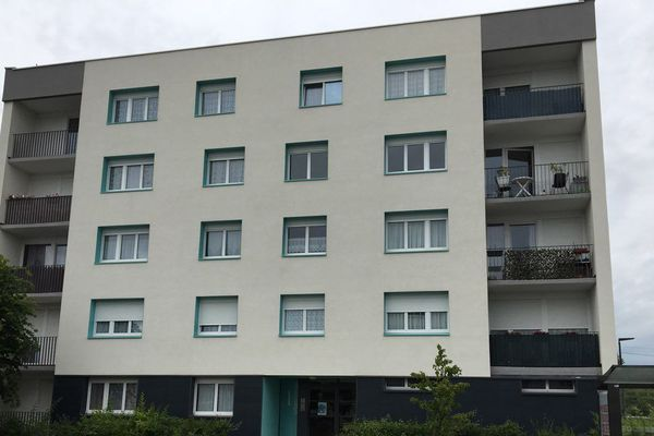 C'est dans cet immeuble que le drame a eu lieu à Châlons-en-Champagne.