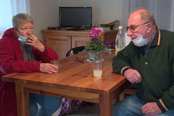 A Valleraugue, Max et sa femme Mireille n'ont qu'une hâte : retrouver leur maison.