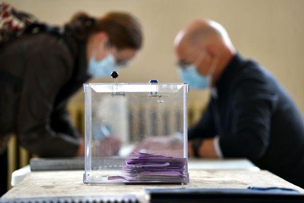 Le scrutin des élections régionales et départementales se tiendra les 20 et 27 juin 2021. (Illustration)
