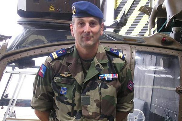 Le lieutenant Damien Boiteux