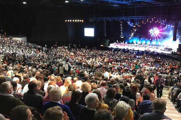 Les protestants se réunissent au Zénith de Strasbourg pour un culte exceptionnel
