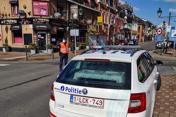 Le flou règne toujours à la frontière belge, plus d'une semaine après l'enlèvement des frontières physiques.