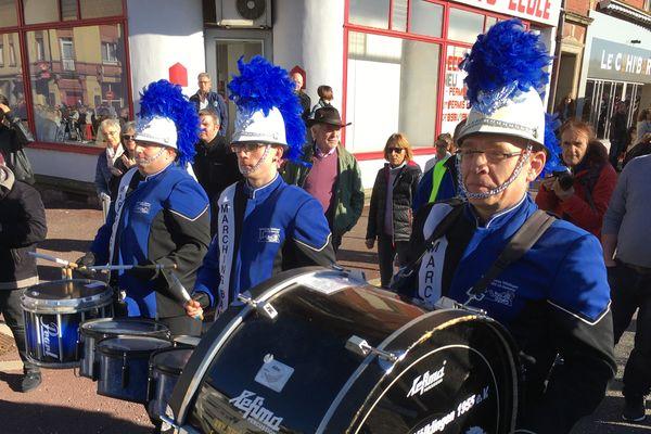Sarreguemines en fête ! Avec le Carnaval dans les rues de la ville