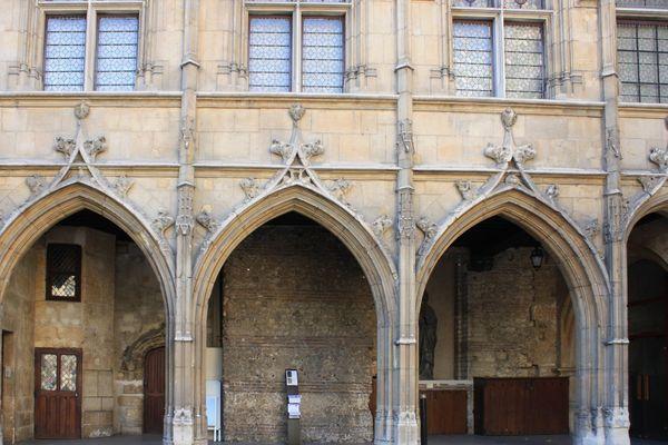 Le musée du Moyen-Age-Cluny