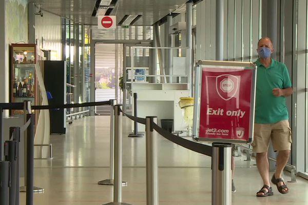 Les relations aériennes entre Bergerac et le Royaume-Uni se compliquent largement depuis l'arrivée du Coronavirus