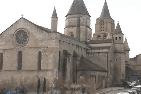 La Collégiale de Saint-Junien en Haute-Vienne