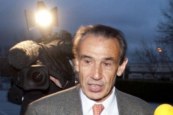 Roger Marion, à Toulouse en décembre 2011