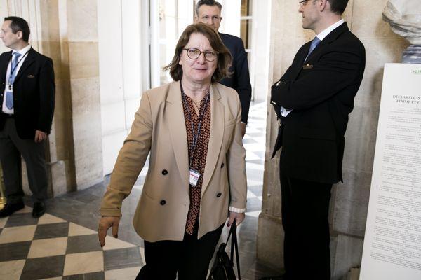 La députée du Cher Nadia Essayan, en avril 2019.