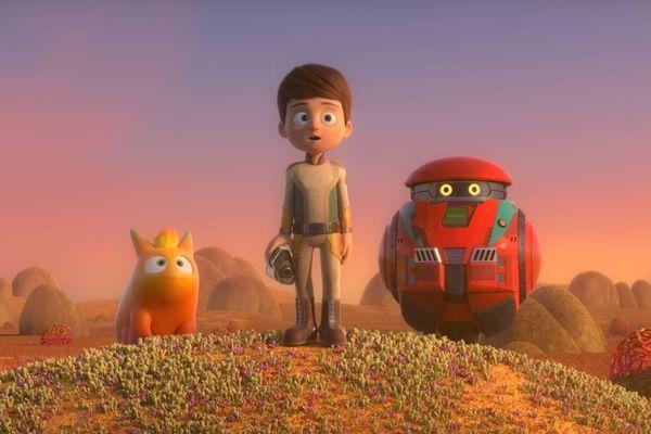 Willy, séparé de ses parents, doit survivre sur une planète inconnue.