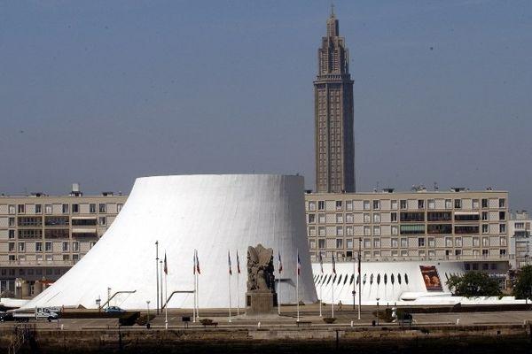 Oscar Nieyemer, architecte du Volcan au Havre, est décédé à l'âge de 104 ans.