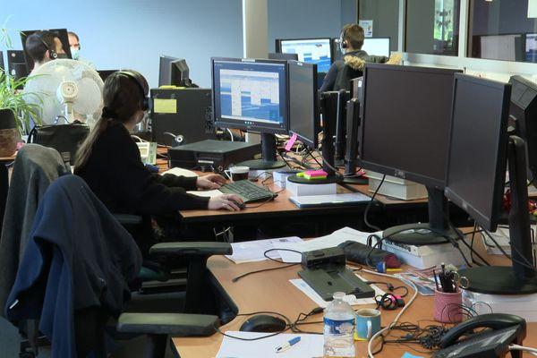 Le service informatique du CHU de Bordeaux regroupe une centaine de personnes. Beaucoup sont en télétravail en cette période de crise sanitaire.