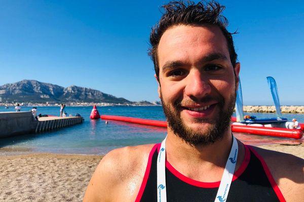 Axel Reymond, vainqueur du défi Monte-Cristo