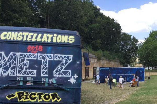 """Plongez dans les coulisses de l'émission  """"Constellations : un festival de lumières"""""""