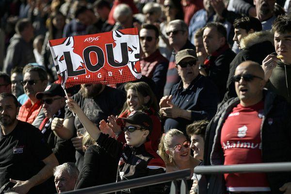 """""""On ne saura jamais si nous aurions pu ramener le Bouclier au Matmut Stadium de Gerland mais la perte de cette chance d'y parvenir est dure à vivre"""" regrette le dirigeant du LOU et tous les supporters."""