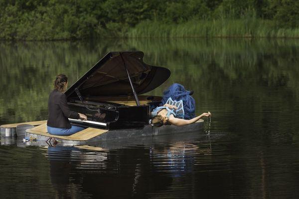 Un concert flottant sur le lac de Bouzey ce mercredi 31 juillet 2019