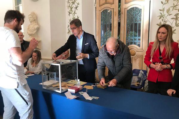 Les bureaux de vote ont ouvert à Bastia