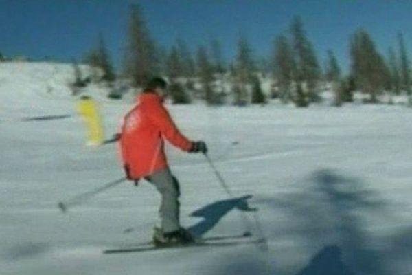 A quelle vitesse Schumacher skiait-il lors de sa chute?