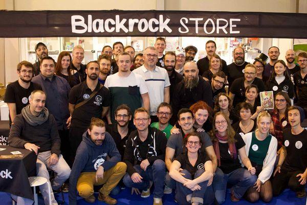 Blackrock Games, un des leaders de distribution de jeux de société, dont le siège est à Romagnat, dans le Puy-de-Dôme, est en passe d'être racheté par Hachette Livre.