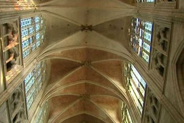 La cathédrale d'Auxerre