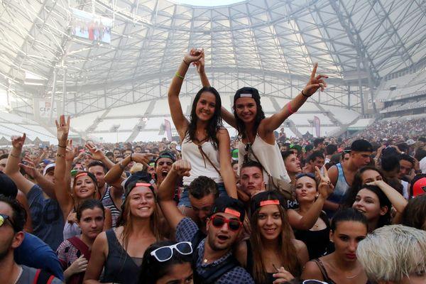 Les clubbers attendaient le retour du Summer Festival depuis 2015