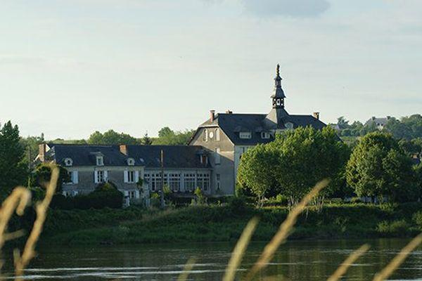 Behuard, seule commune insulaire sur la Loire