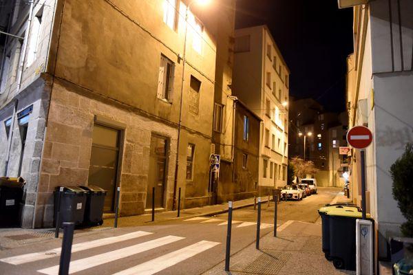 Un homme a tué sa femme ce dimanche 27 décembre rue Rabelais à Saint-Etienne