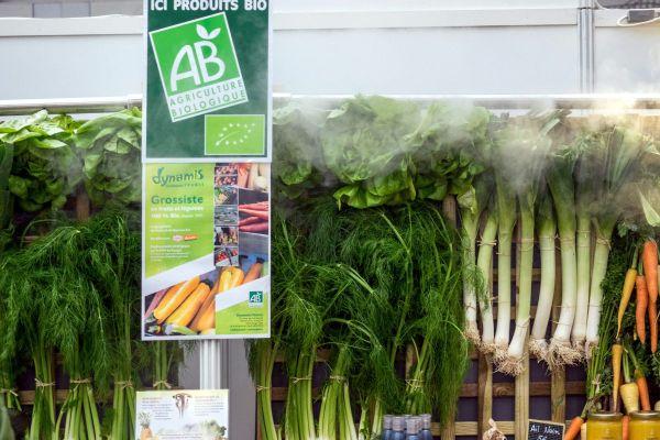 Le logo AB est le signe de produits issus de l'Agriculture Biologique.