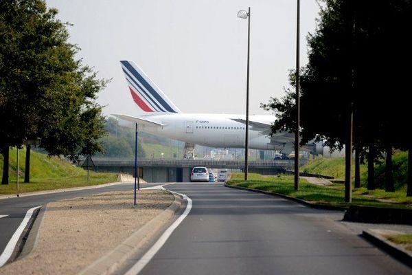 Les personnes souhaitant rejoindre l'aéroport de Roissy-Charles-de-Gaulle depuis la Picardie devront prévoir beaucoup d'avance. Photo d'illustration