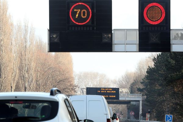 Les mesures de restriction de circulation ont été levées dans la métropole de Grenoble, mardi 2 juillet.