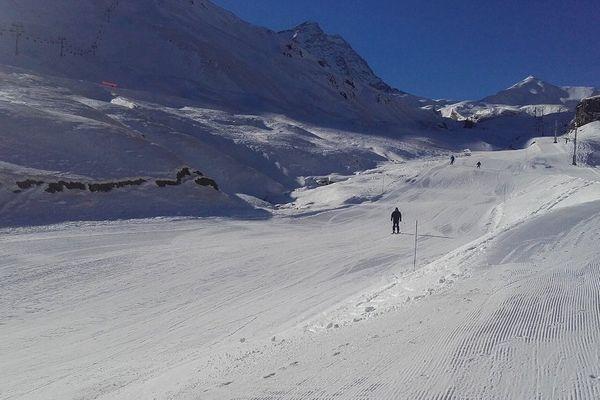 A Gavarnie, le domaine skiable est presque entièrement ouvert.