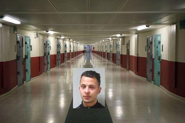 La prison de Fleury-Merogis.