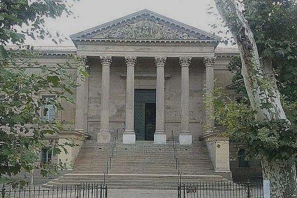 Tribunal de Carcassonne -archives.