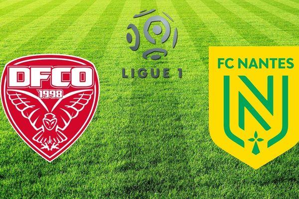 Le FC Nantes se déplace le samedi 8 février sur la pelouse de Dijon