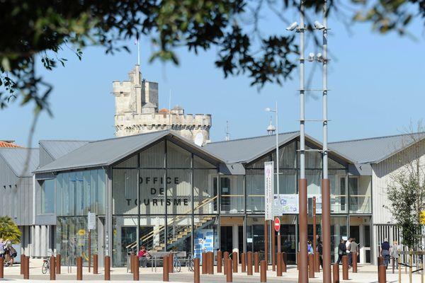 Office de tourisme à La Rochelle