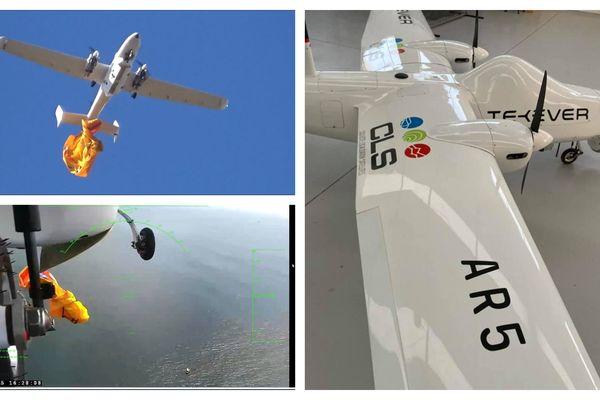 D'une autonomie de douze heures et capable de parcourir 1300 kilomètres, ces drones ont été utilisés depuis quatre ans afin d'assurer la surveillance et la sécurité maritime des eaux européennes