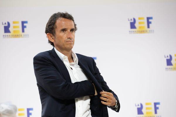Alexandre Bompard, pdg de Carrefour