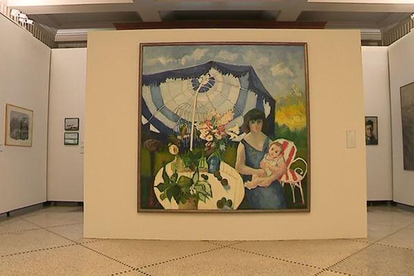 """""""Le Bonheur"""" d'Arthur Van Hecke au musée La Piscine de Roubaix"""