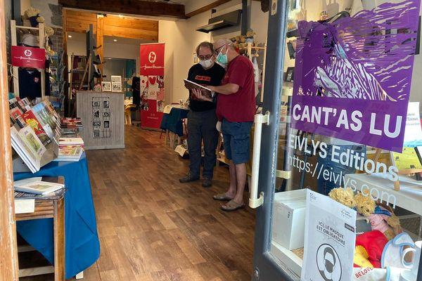Découvrez ou redécouvrez le département à travers une librairie 100% Cantal.