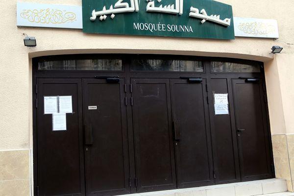 """Le Conseil d'Etat a confirmé la fermeture provisoire de la mosquée salafiste """"Es Sounna"""""""