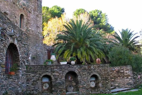 ILLUSTRATION - Couvent Santa Catalina de Sisco (Cap Corse)