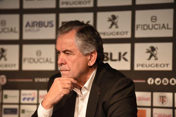 René Bouscatel a été président du Stade Toulousain de 1998 à 2017.