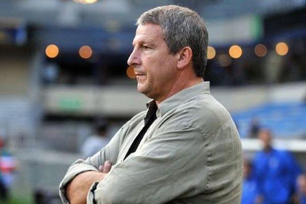 L'ancien entraîneur de Montpellier a été nommé conseiller du président du Stade Rennais le 12 janvier 2016.