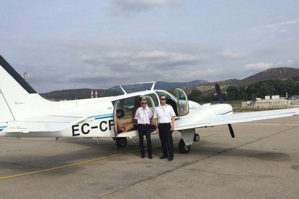 Ajaccio-Bastia en avion taxi, un service proposé par la compagnie Corsica Airways