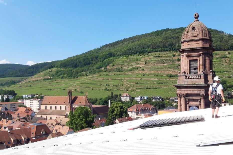 Rénovation de l'église de Guebwiller : «Pour la commune, ça représente l'équivalent de Notre-Dame pour Paris »